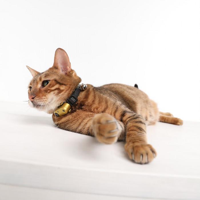 TICKLESS CAT Ultragarsinis pakabukas nuo erkių ir blusų katėms