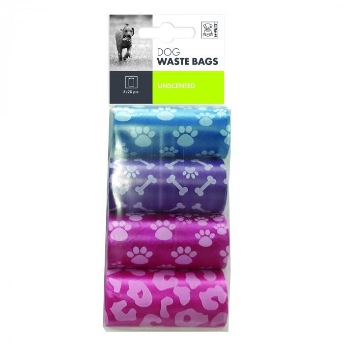 M-PETS Šunų išmatų maišeliai
