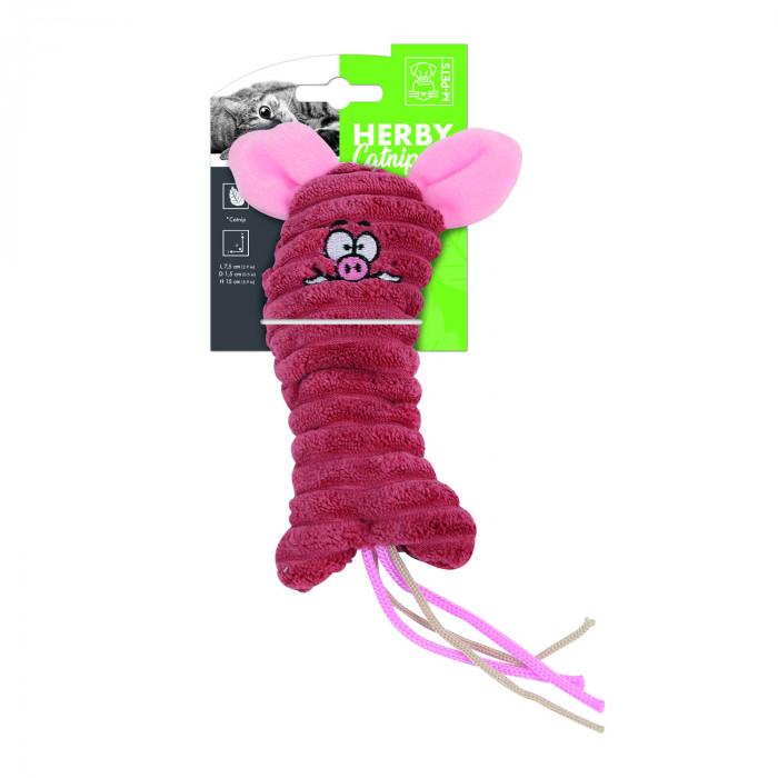 M-PETS Kačių žaislas, HERBY