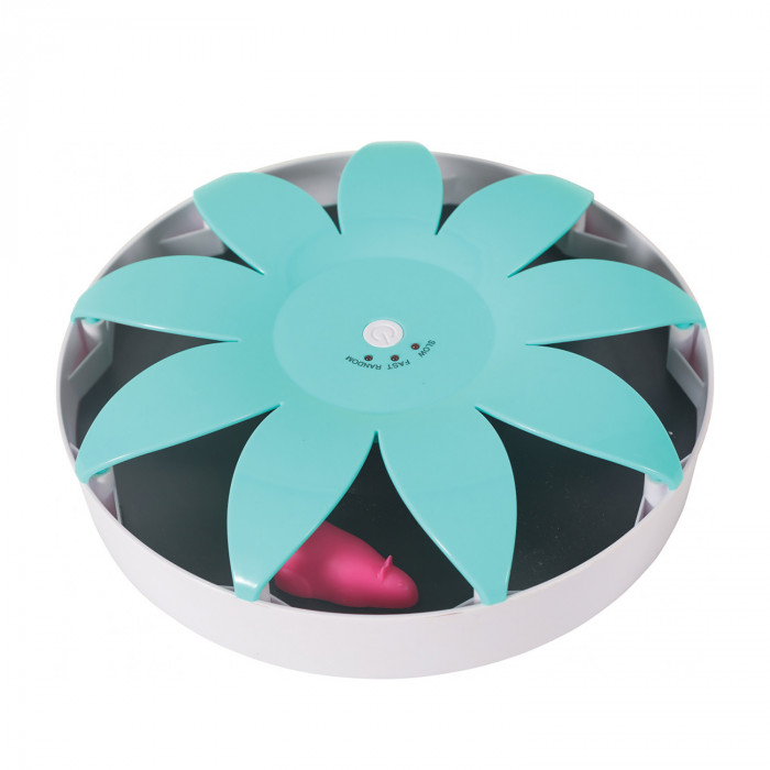 ZOLUX Interaktyvus žaislas katei gėlytė