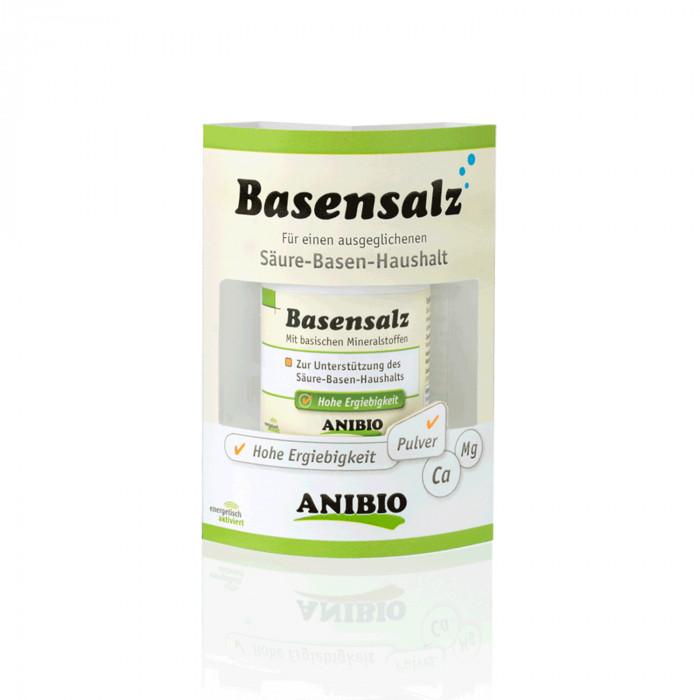 ANIBIO Basensalz šunų ir kačių pašaro papildas, rūgščių ir šarmų balansui organizme palaikyti