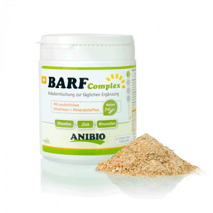 ANIBIO Barf-Complex šunų ir kačių pašaro papildas, vitaminų kompleksas