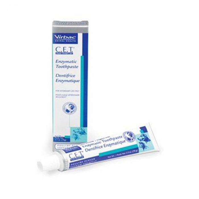 C.E.T dantų pasta (paukštienos skonio) profilaktikai nuo periodonto ligų