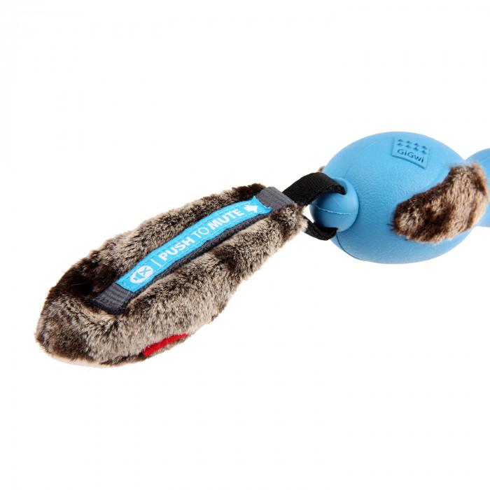 GIGWI Šunų žaislas Antis Push To Mute