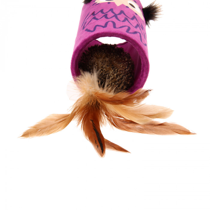GIGWI Kačių žaislas Pelėda