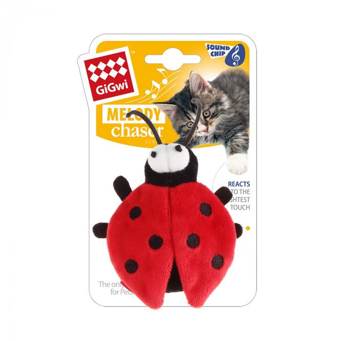 GIGWI Kačių žaislas Boružėlė