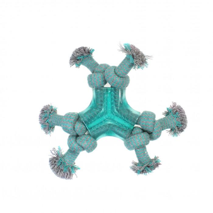 MISOKO&CO Šunų žaislas kramtukas su mazgais,