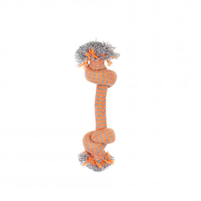 MISOKO&CO Šunų žaislas virvė su mazgais,