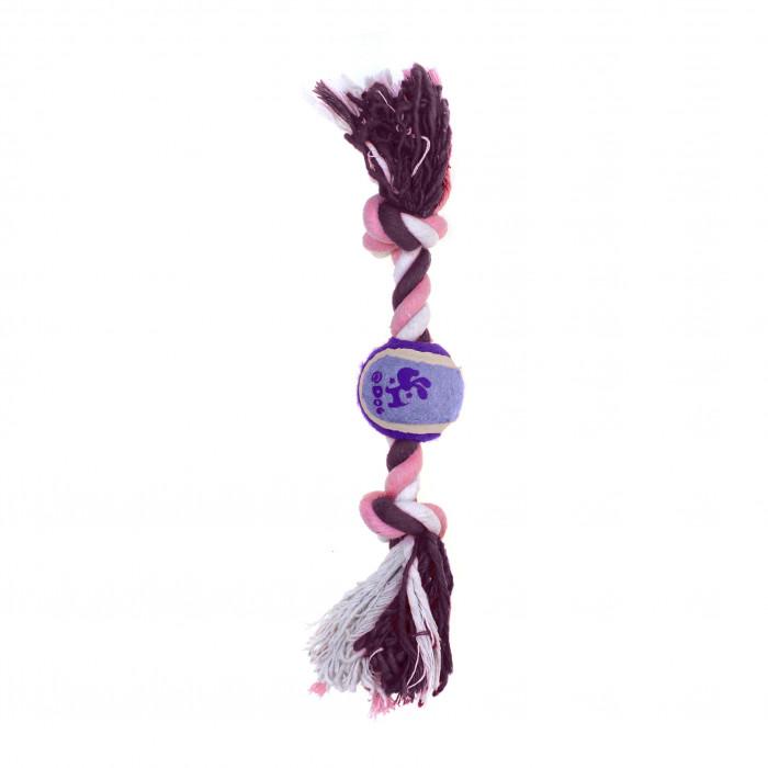MISOKO&CO Šunų žaislas su teniso kamuoliuku,