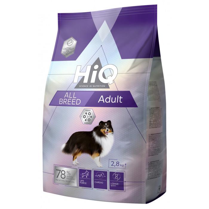 HIQ All Breed Adult, pašaras suaugusiems visų veislių šunims