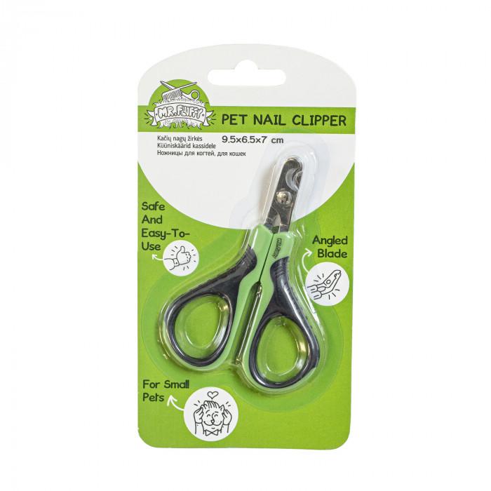 MR.FLUFFY Kačių nagų žirklės