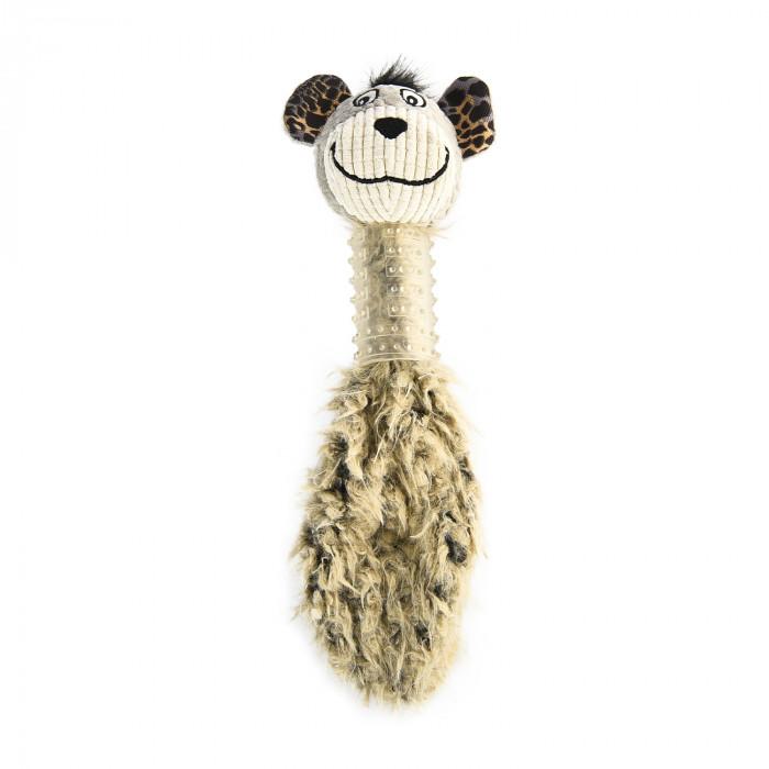 HIPPIE PET Šunų žaislas, Beždžionė