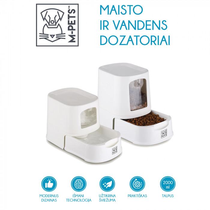 M-PETS Gyvūnų maisto dozatorius