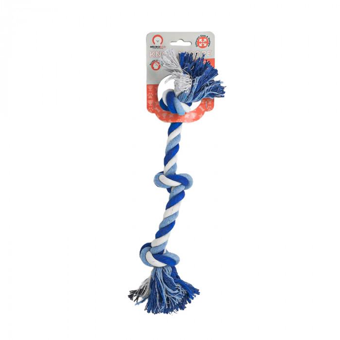 MISOKO&CO Šunų žaislas trumpa virvė su mazgu,