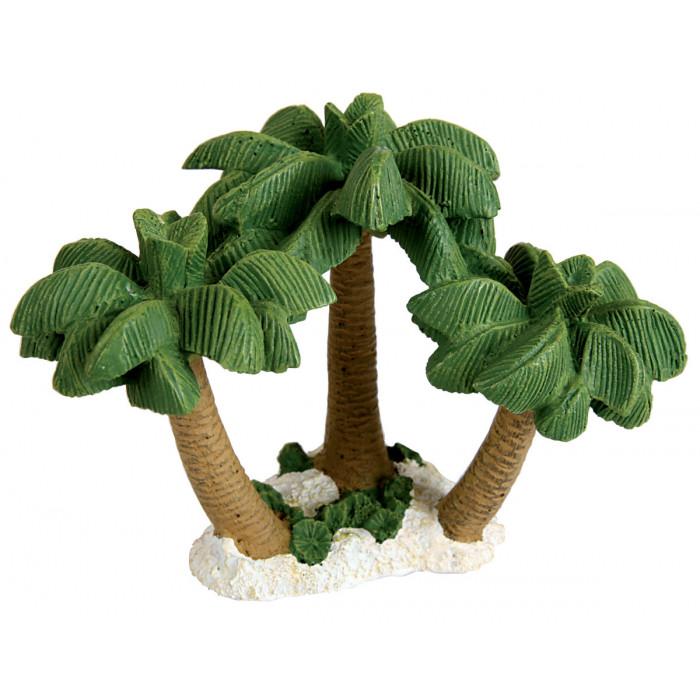 ZOLUX Akvariumų dekoracija Coconut Trees Island Nano