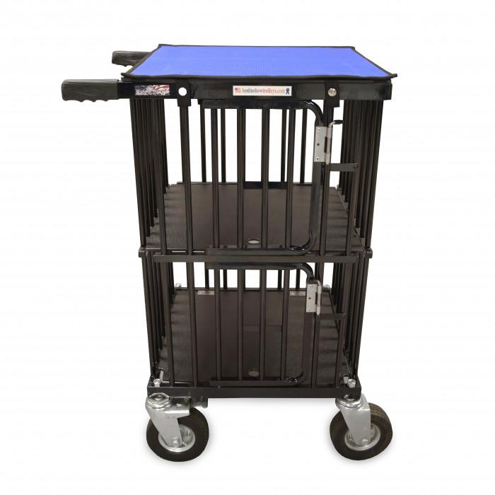 HYDROGROOM Mini double Decker 2- Berth gyvūnų vežimėlis dvigubas