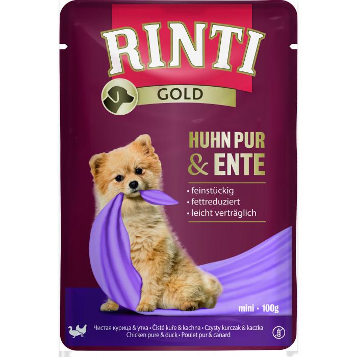 FINNERN MIAMOR Rinti gold šunų konservai su vištiena ir antiena