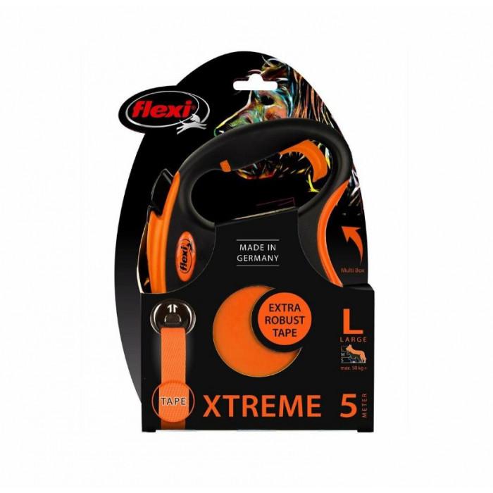 FLEXI Xtreme juostelinis šunų pavadis