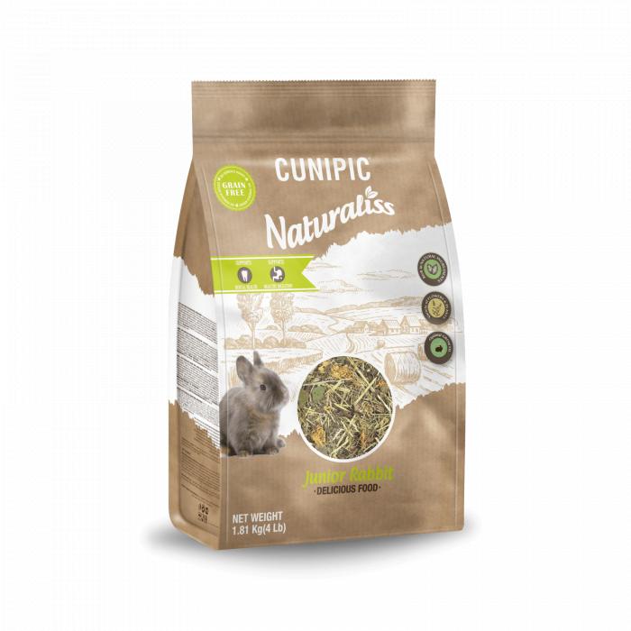 CUNIPIC Naturaliss jaunų triušių pašaras