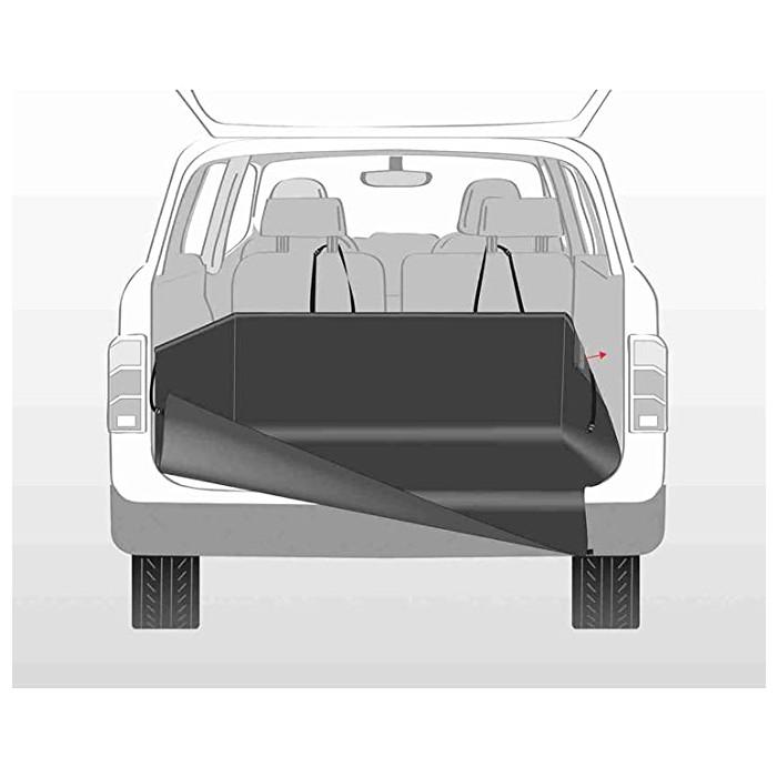 TRIXIE Automobilio bagažinės uždangalas