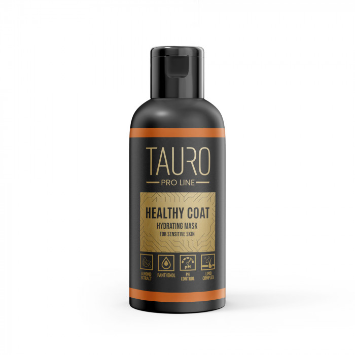 TAURO PRO LINE Healthy Coat hydrating mask, kaukė šunims ir katėms