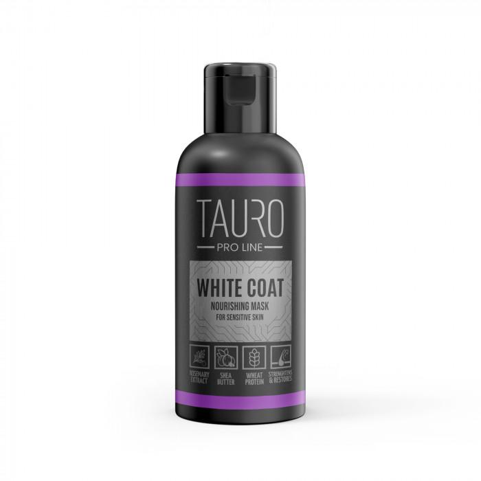 TAURO PRO LINE White Coat Nourishing Mask, kaukė šunims ir katėms