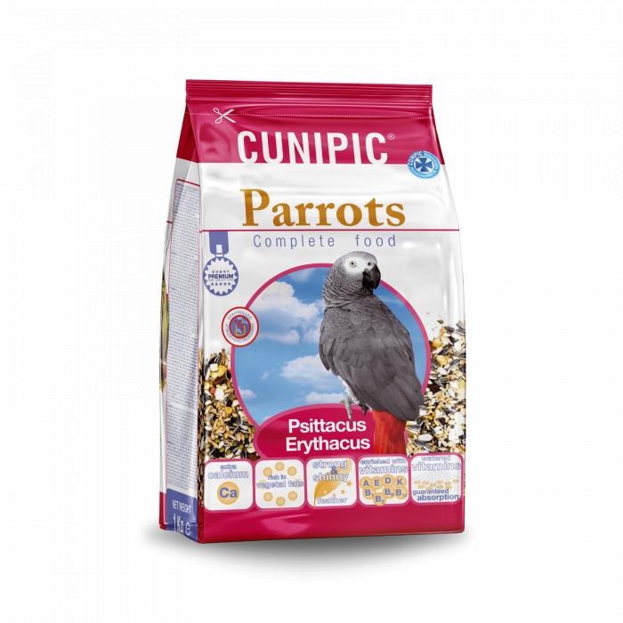 CUNIPIC Premium žako papūgų lesalas