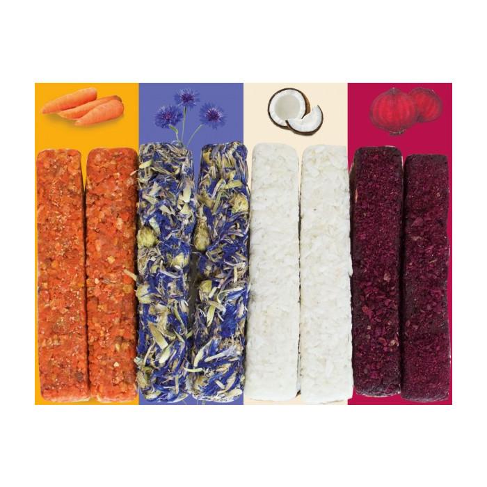 JR FARM Grainless Deluxe Sticks graužikų pašaro papildas