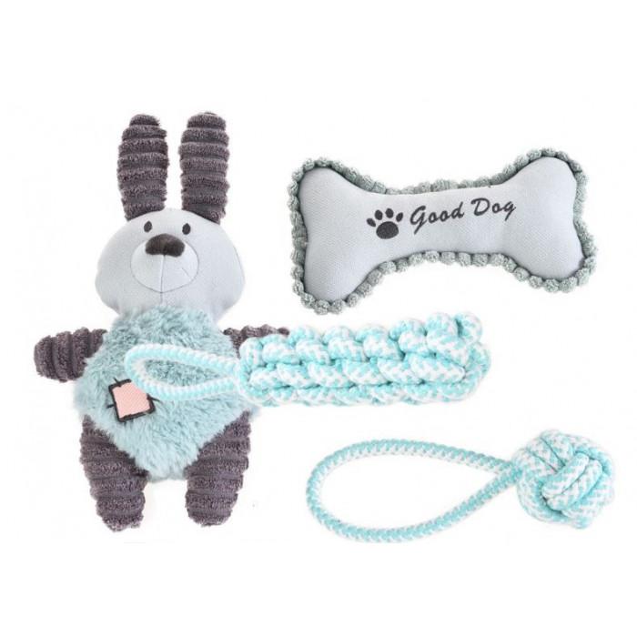 HIPPIE PET Šuniukų žaislų rinkinys,