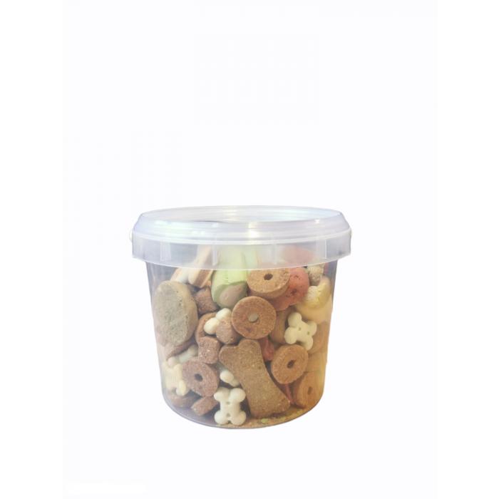 NATURE LIVING Šunų sausainiai Mix