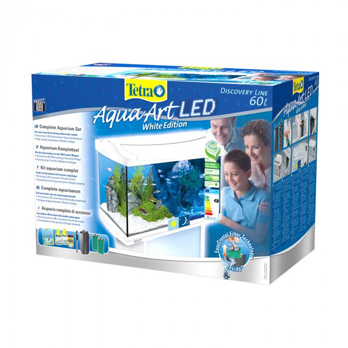 TETRA AquaArt Led akvariumo rinkinys