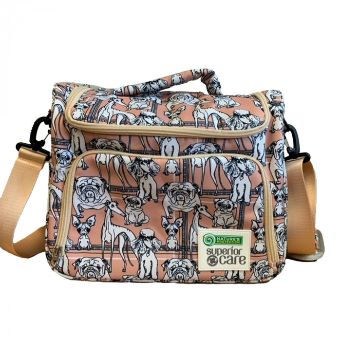 NATURE'S PROTECTION SUPERIOR CARE kirpėjų krepšys