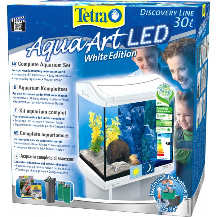 TETRA AquaArt LED ExplorerLine akvariumas vėžiams