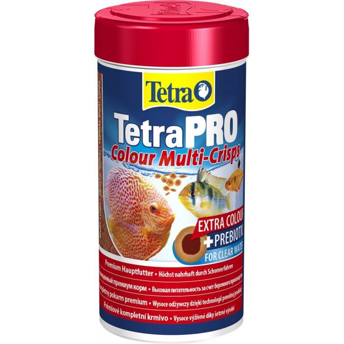 TETRA Pro Colour MultiCrisps Pašaras ryškinantis spalvą