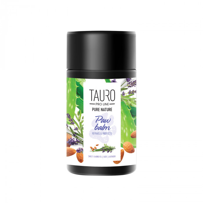 TAURO PRO LINE Pure Nature Paw Balm Repairs&Protects