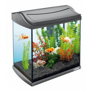 TETRA AquaArt Akvariumas su įranga,  juodas, 30 l