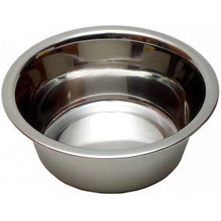ANKURAS Dubenėlis šunims metalinis 0.45 l, 13.5 cm