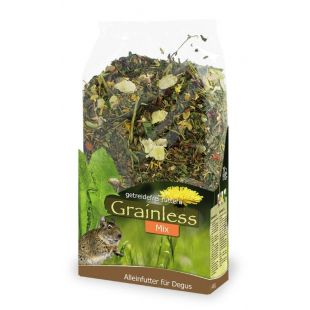 JR FARM Grainless Mix Begrūdis pašaras degu 650 g
