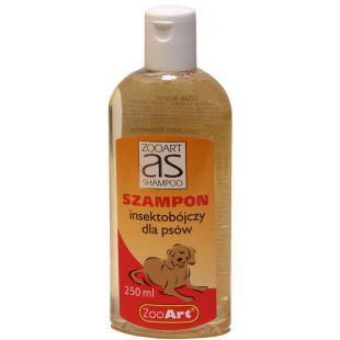 ZOO-ART AS Antiaprazitinis šampūnas šunims 250 ml
