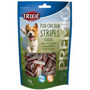 TRIXIE Stripes light Skanėstai šunims 75 g