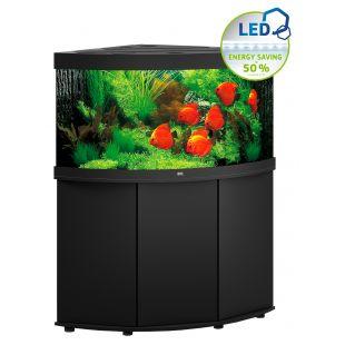 JUWEL LED Trigon 350 Akvariumas kampinis juodas