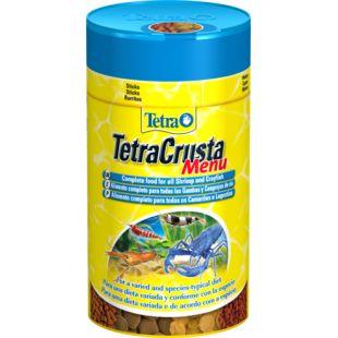 TETRA Tetra Crusta Menu Pašaras krevetėms ir kt. Vėžiagyviams 100 ml