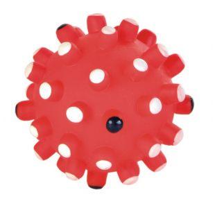 TRIXIE Žaislas šunims Spuoguotas kamuolys-bomba 6.5cm