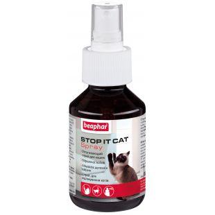 BEAPHAR Stop-it Cat Priemonė katei atbaidyti 100 ml