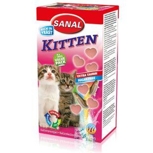 SANAL Cat Kitten Pašaro priedas jaunoms katėms 30 g