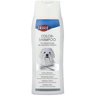 TRIXIE Colour White Šampūnas šunims 250 ml
