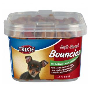 TRIXIE Bouncies soft snacks Skanėstai šunims 140 g