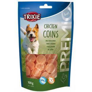 TRIXIE Premio Chicken Coins Skanėstai šunims 100 g