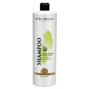 IV SAN BERNARD Traditional line green apple Šampūnas šunims ir katėms 500 ml
