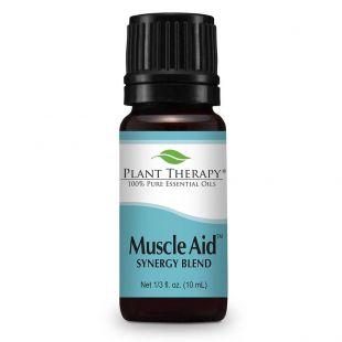 PLANT THERAPY Muscle Aid eterinių aliejų mišinys 10 ml